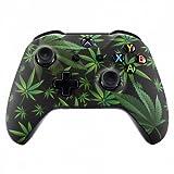 Oc Gaming Xbox One contrôleur Bluetooth sans Fil pour Microsoft Xbox Feuille...