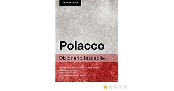 cerco dizionario polacco