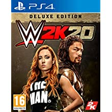 WWE 2K20 Deluxe PS4