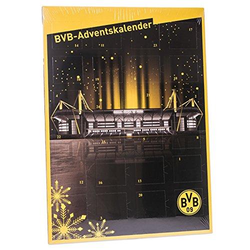 BVB Borussia Dortmund - Adventskalender 2016 - Schokolade Weihnachten