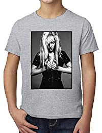 Britney Spears Hot Candies Ultimate Youth Fashion T-Shirt by True Fans Apparel - 100