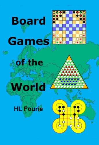 Board Games of the World: The History, Boards, Rules and Strategies of Board Games (English Edition) (Holz-backgammon-board)