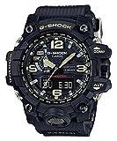 CASIO Herren Digital Uhr mit Harz Armband GWG-1000-1AER