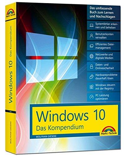 Windows 10 - Das große Kompendium Buch - komplett in Farbe - Kindle-app Windows 7 Für