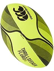 Canterbury 2017 Thrillseeker Fluro Rugby Training Ball