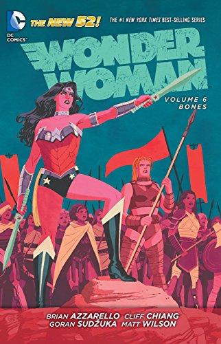 Wonder Woman Vol. 6 Bones (The New 52) Cover Image