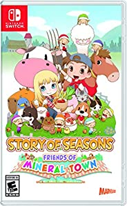 Story of Seasons - Friends Of Mineral Town (NS)