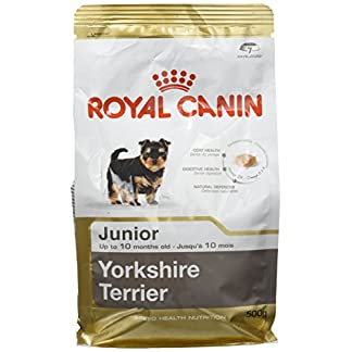 ROYAL CANIN Yorkshire Junior Dog Food, 0.5 kg 16