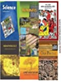 NCERT Books Set for Class 6 (English Medium) (10 Books - SchoolWaale.com)