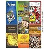 NCERT Books Set for Class 6 (English Medium) (6 Books)