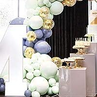 Suchergebnis Auf Amazon De Fur Mint Luftballons Dekorationen