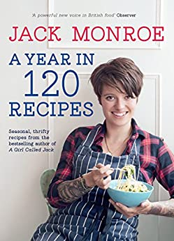 A Year in 120 Recipes by [Monroe, Jack]