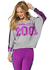 Zumba Fitness Team Dolman Top Femme Back to