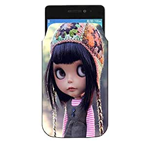 Vivo Y51L Printed Designer Pu Leather Pouch by Youberry