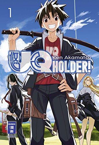 UQ Holder! 01 - Katana 01