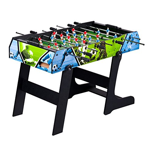 Leomark Football Table 4ft foldable Games Table
