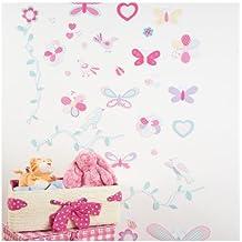 Captivating JoJo Maman Bebe Butterfly Wall Stickers Idea