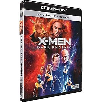 X-Men : Dark Phoenix [4K Ultra HD + Blu-Ray]