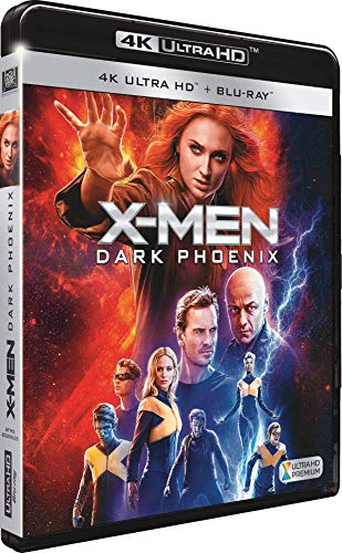 X-Men : Dark Phoenix [4K Ultra HD + Blu-ray]