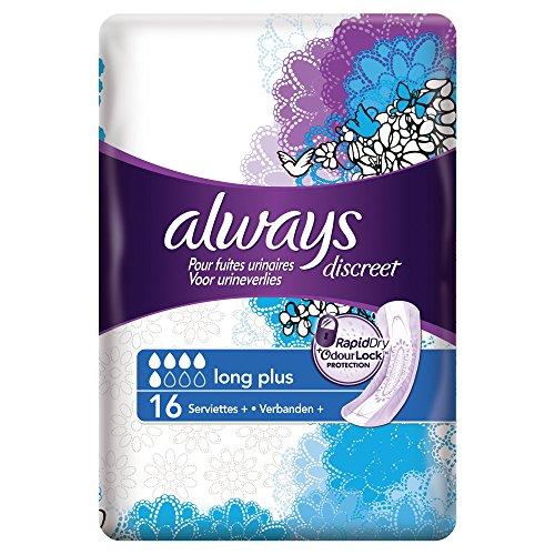 always-discreet-serviettes-long-plus-pour-fuites-urinaires-et-incontinence-x16