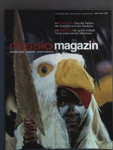 Philippinen: Fest der Farben, der Kostüme und des Glaubens, in: MISSIO AKTUELL, ()