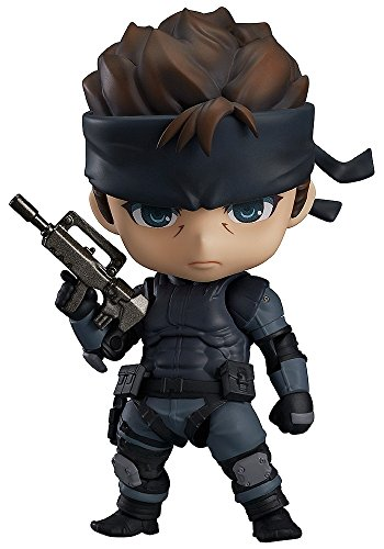 Metal Gear Solid - Solid Snake [Nendoroid...