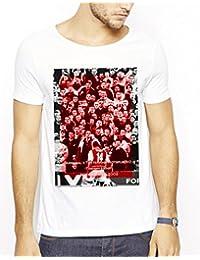 642 Stitches Men's Arsenal Thierry Henry Celebration T-Shirt