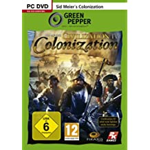 Sid Meier's Civilization IV - Colonization [Green Pepper]