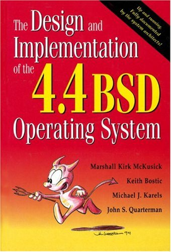 The Design and Implementation of the 4.4 BSD Operating System (Uxix and Open Systems Series.) por Marshall Kirk McKusick