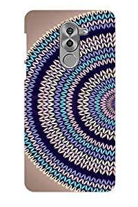 AMAN Hypnotism 3D Back Cover for Honor 6X