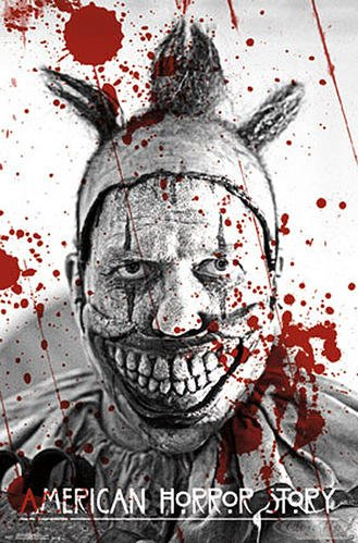 American Horror Story Twisty - 55,9x86,4 cm - AFFICHE / POSTER