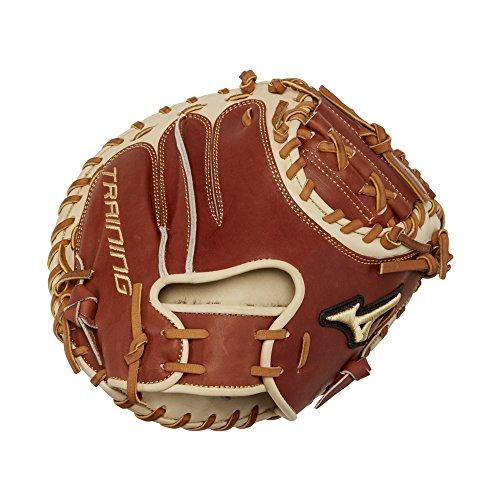 Mizuno gps1t Pro Select Baseball Training Catcher 's Pad, 25,4cm Linke Hand