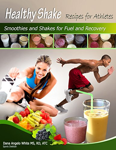 Recovery Shake (Healthy Shake Recipes for Athletes: Smoothies and Shakes for Fuel and Recovery (English Edition))