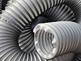 Norres TIMBERDUC® PUR 531 AS Absaugschlauch mit Stahldrahteinlage Flexschlauch Schlauch für Absauganlagen 50mm