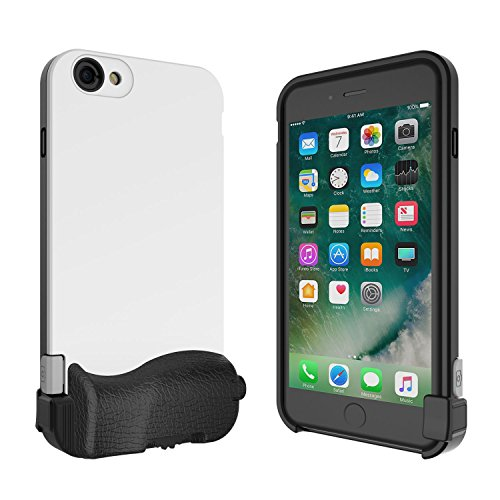 bitplay SNAP! 7 - iPhone Kameratasche für iPhone 6/6S Plus, weiß 01-video-capture