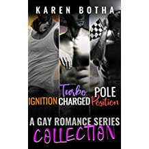 Commitment Collection Ignition, Turbo Charged and Pole Position (Commitment, a gay romance series Book 8)