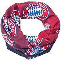 Multifunktionstuch Kids FC Bayern MÜNCHEN + gratis Sticker München Forever/Tuch / Kopftuch/Halstuch / Cap Munich