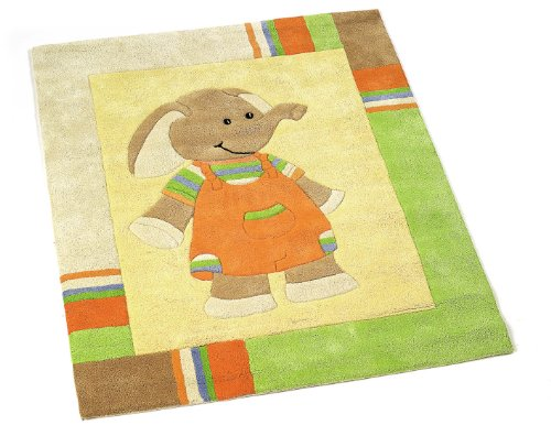 Sterntaler 96974 Teppich Eddy - Elefant