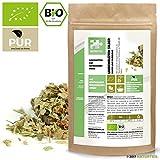 Naturteil - LINDENBLÜTEN SILBER GESCHNITTEN BIO / Lime Blossoms Silver Cut Organic - 250g