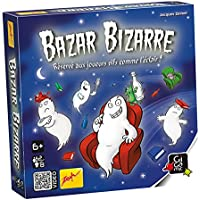 Gigamic - ZOBAZ - Jeu de rapidité - Bazar Bizarre