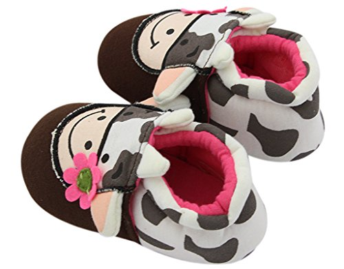 Kuh BabySchuhe Schuhe BONAMART Baby Jungen Monaten M盲dchen 0 F眉r 24 Pantoffeln BSBAvqw