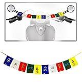 #5: Vheelocityin Small Size Motorycle Ladakh Prayer Flags Tibet Prayer Flags