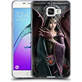 Official Anne Stokes Soul Mates Dragon Friendship Soft Gel Case for Samsung Galaxy A5 (2016)