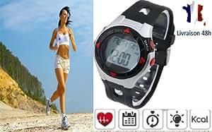 Montre Sport Cardio Fréquence Cardiaque
