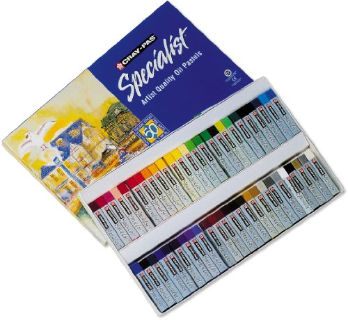 49 COLOR PASTEL CRAYON SPECIALIST (50 PIECES) SET (JAPAN IMPORT)
