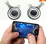 #7: FARRAIGE Mobile Joysticks Game pad for Phone Games, Funny Game Controller For Android Phones,Tablets & iPhones , iPads (left+right) - Techlife Brand - High Quality