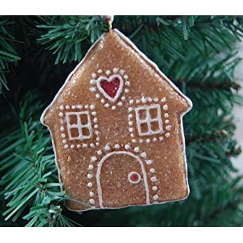 gisela graham christmas decoration gingerbread house