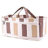 ava & Kings bebek çantası kullanım Organizer ve çocuk bezi Tote El Çantası Base şekillendirici–10sırt çantaları, 2Baby şişe tutucu kayış–(farklı Styles)