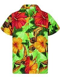 f7215c2fd73ba Suchergebnis auf Amazon.de für  hawaiihemden  Bekleidung