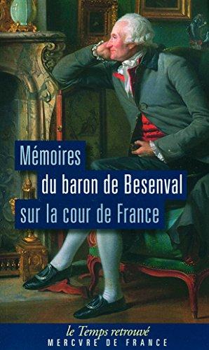 Mémoires sur la cour de France